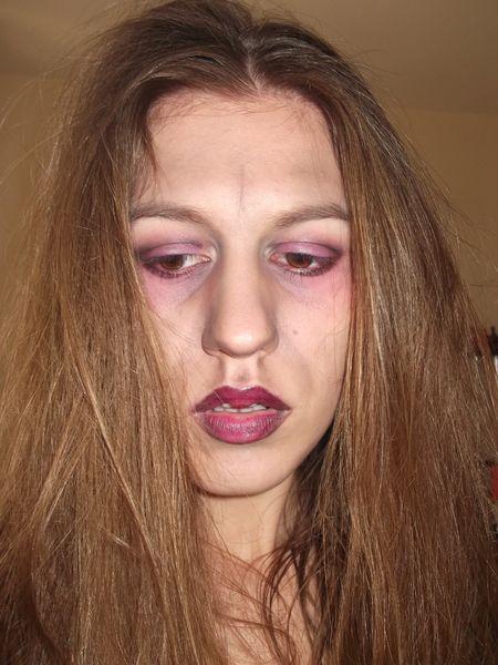 Zombie Bride http://www.makeupbee.com/look.php?look_id=66324