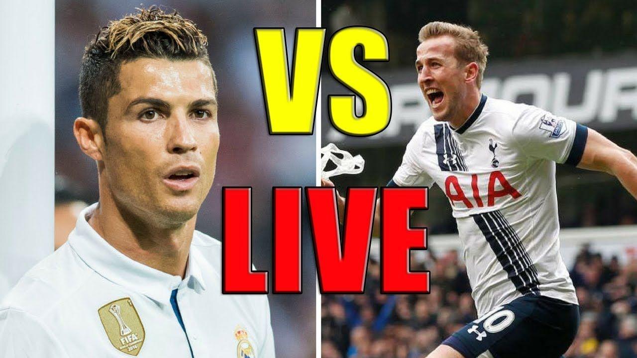 Real Madrid Vs Tottenham Live Stream Hd Champions League 2017 Live