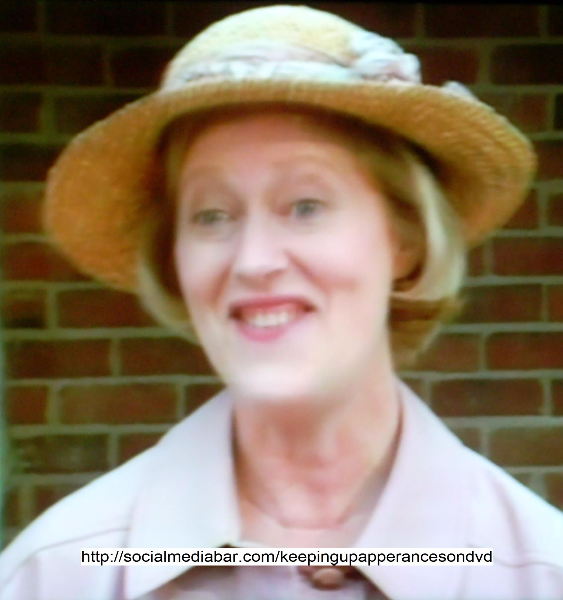 Keeping Up Apperances On Dvd Hyacinth Bucket Pronounced Bouqet