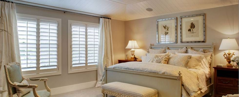 So Pretty Love The Ceiling Hamptons Style Bedrooms Hamptons Style Homes Master Bedroom Makeover