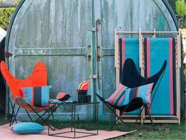 10 Idées de Salon de jardin tendance et pas cher