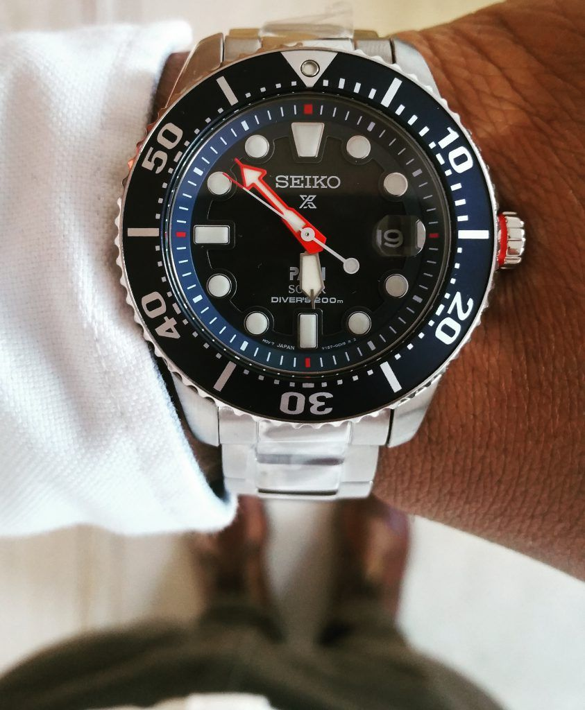 Review of the Seiko Prospex Padi Special Edition SNE435P1 | Watches