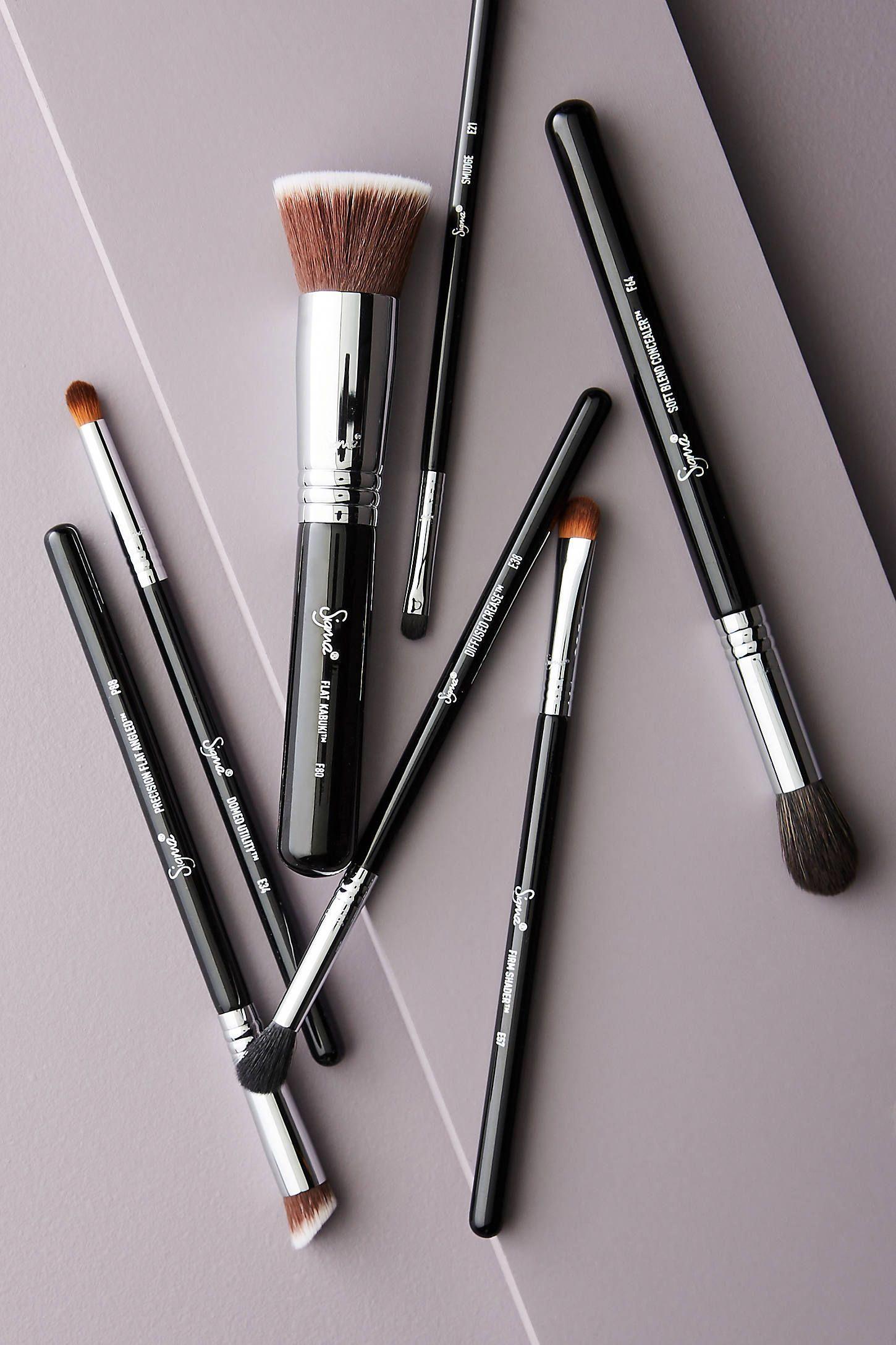 Makeupvideos In 2020 Sigma Makeup Brushes Makeup Brush Set Face Brush Set