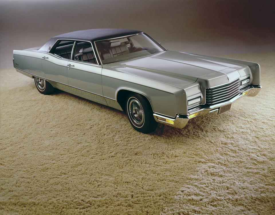 71 Lincoln Continental