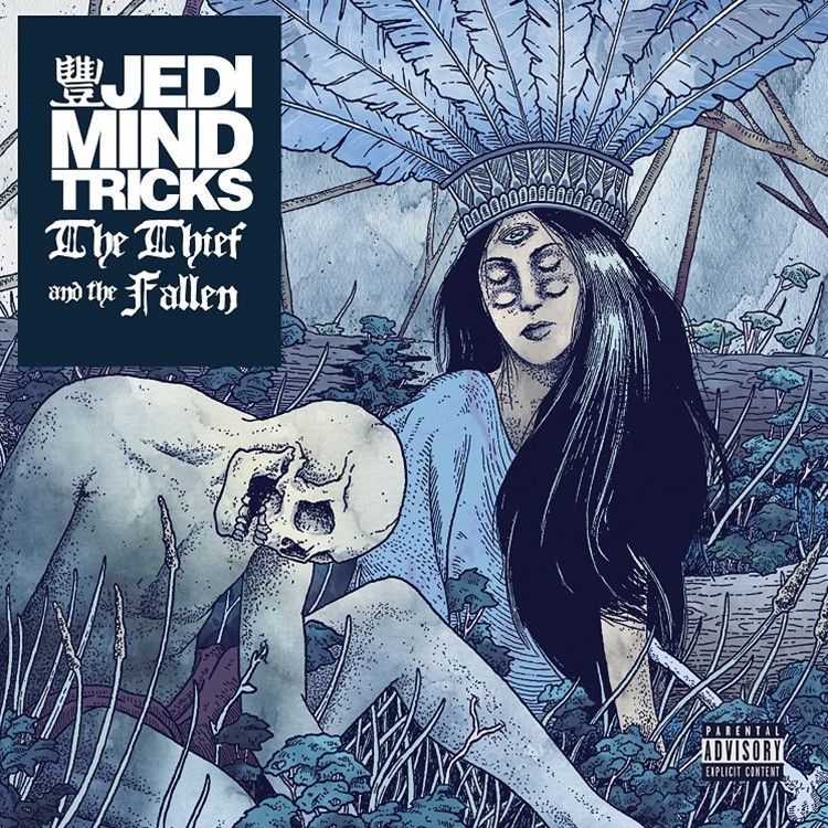 Jedi Mind Tricks - The Thief And The Fallen on Limited Edition Colored 2LP + Download