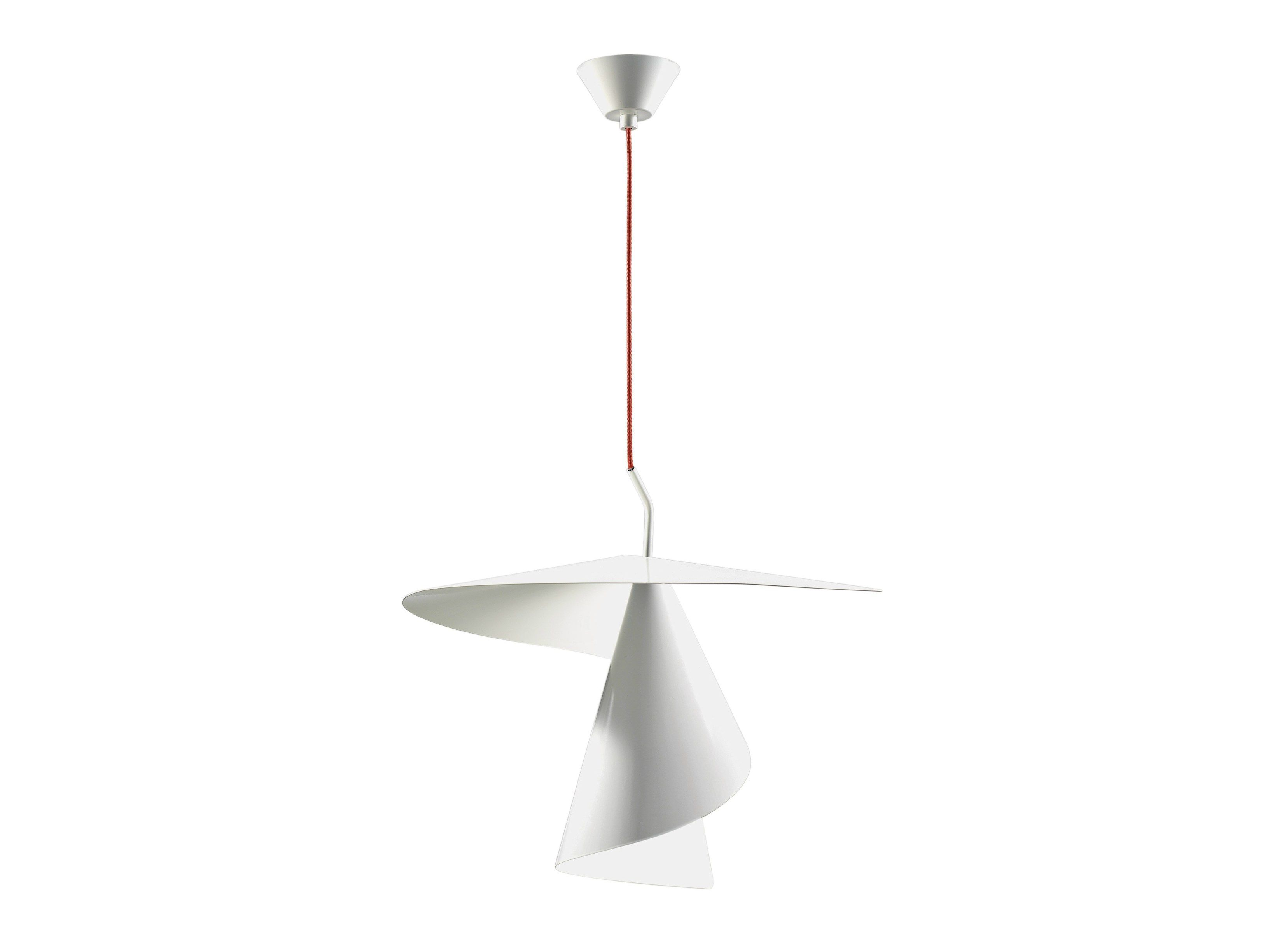 SUSPENSION EN ALUMINIUM DESIGN SPIRY LIGNE AXO LIGHT BY AXO LIGHT