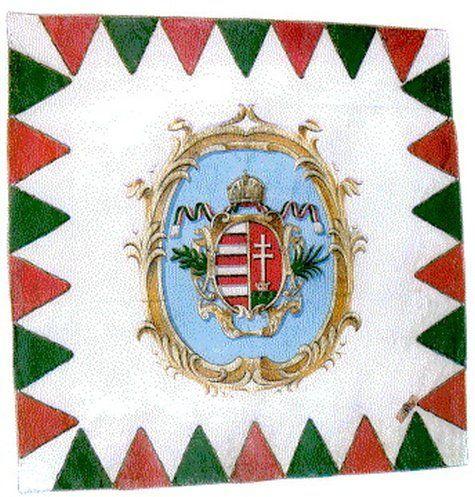 1848-as honvédzászló