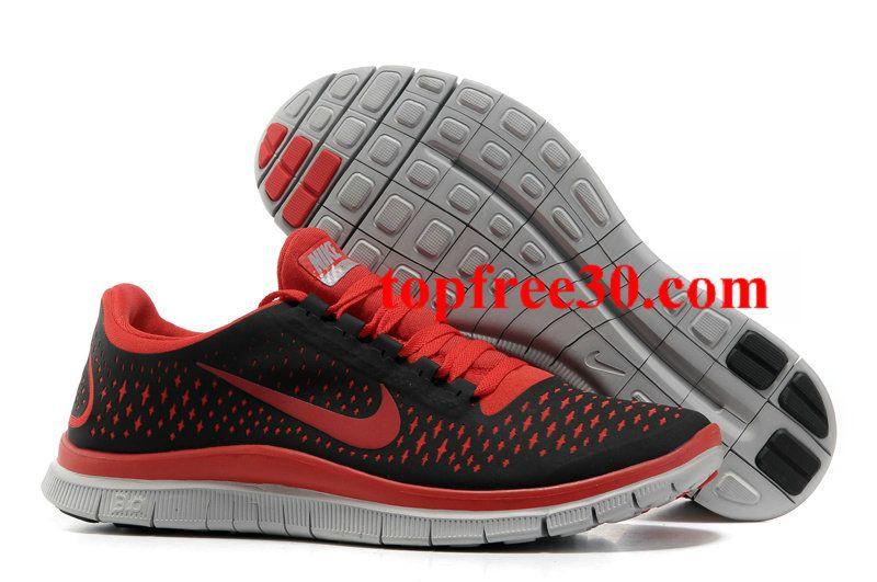 #topfree30 com for nikes 50% OFF - Mens Nike Free 3.0 V4 Black Gym