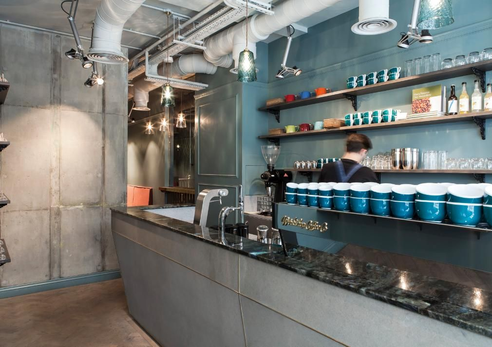 Top Dining Spots On Regent Street Workshop Coffee