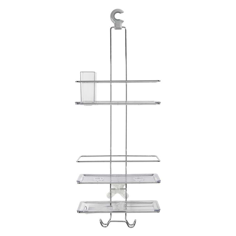 Odyssey Modern Shower Caddy | Bathroom Utensils | Pinterest | Modern ...
