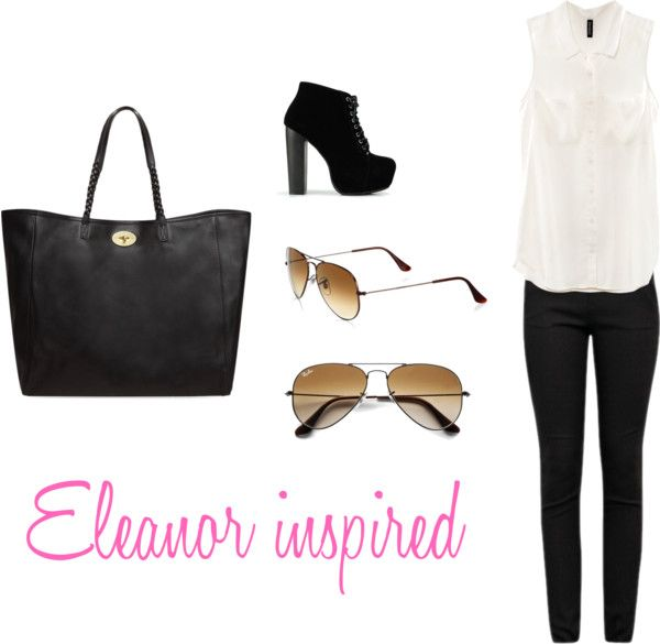 """""""Eleanor inspired"""" by madidirectioner on Polyvore"""