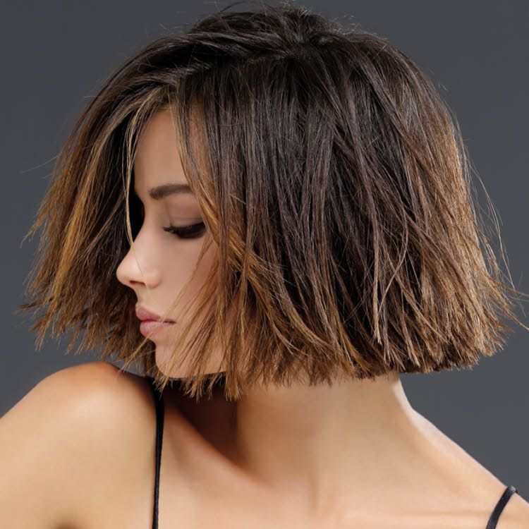 Coupe de cheveux carre mi long 2018
