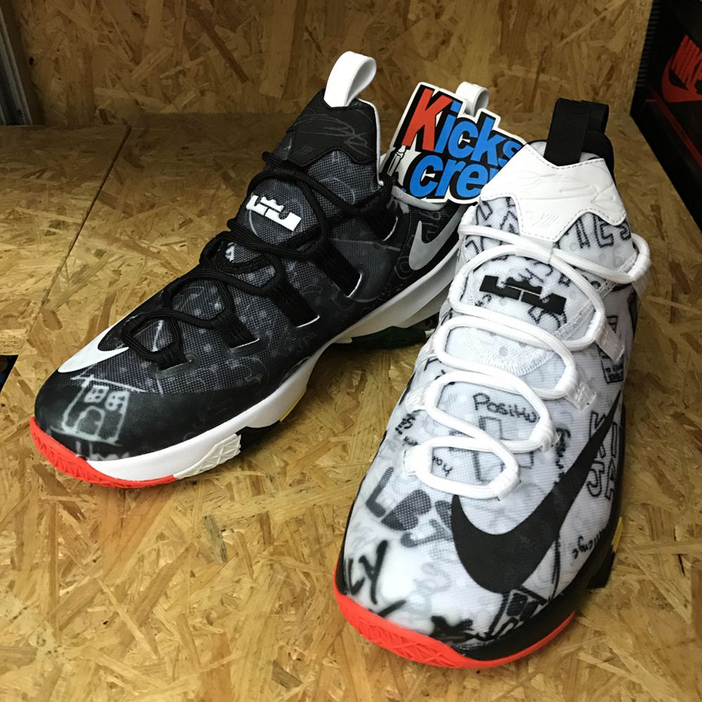 cb42c131fd32d Nike LeBron 13 Low LMTD EP (849782-999) Fit For The King Restock Now   solecollector  dailysole  kicksonfire  nicekicks  kicksoftoday   kicks4sales  niketalk ...
