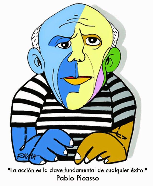 Pintores Famosos Pablo Picasso Para Ninos Cuadros Para Colorear Caricaturas Y Fotos De Picasso Video Cuentos Puz Pablo Picasso Picasso Obras De Arte Ninos