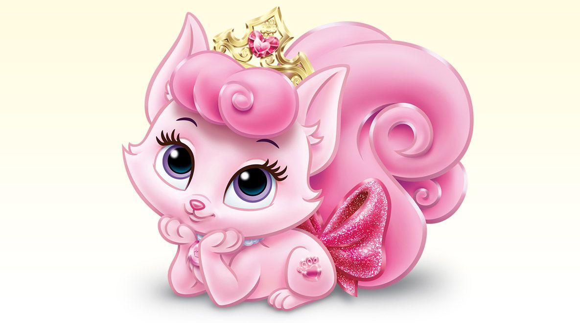 Palace Pet Pink Cat Rouge