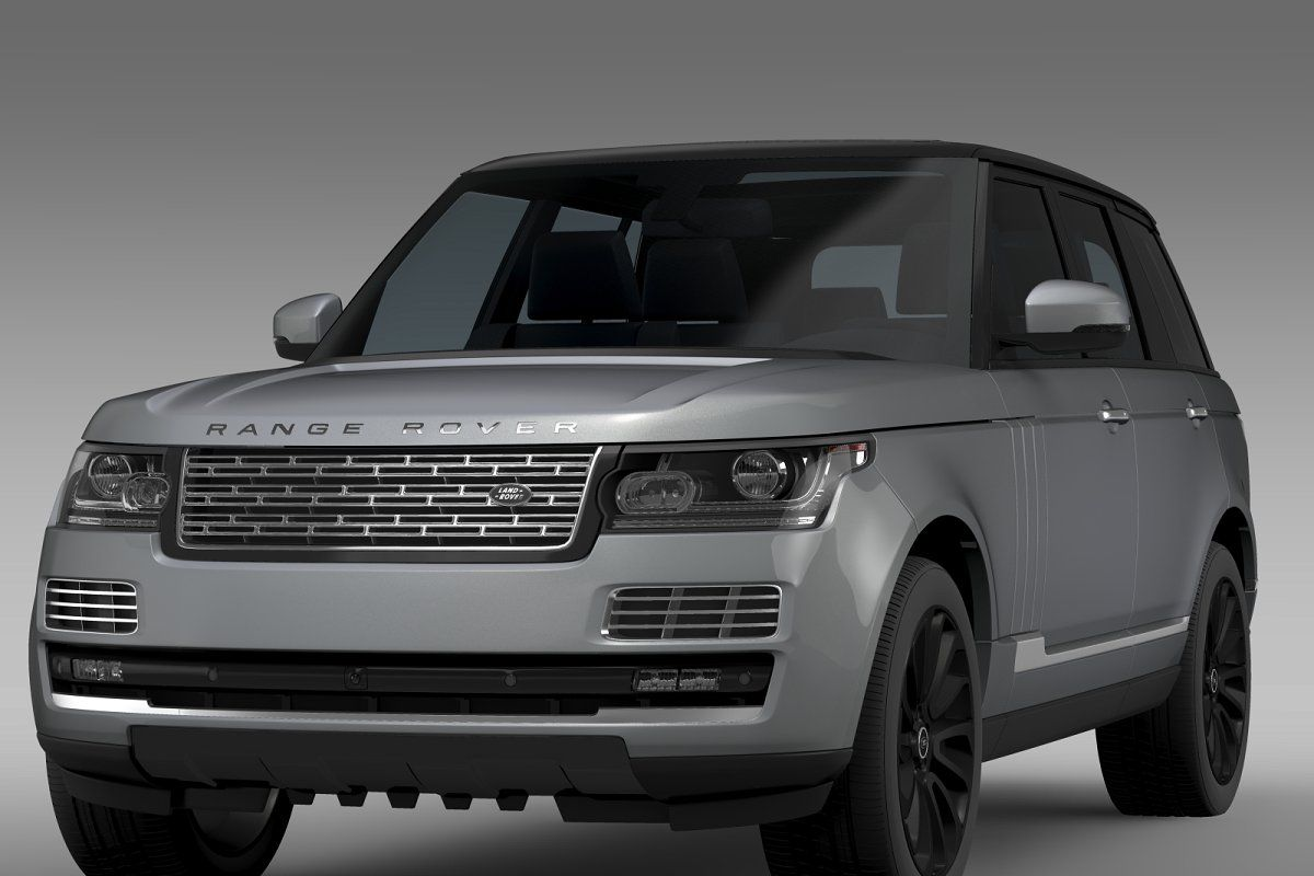 Photo of Range Rover SVAutobiography L405 201 #Sponsored , #model#real#created#Rover