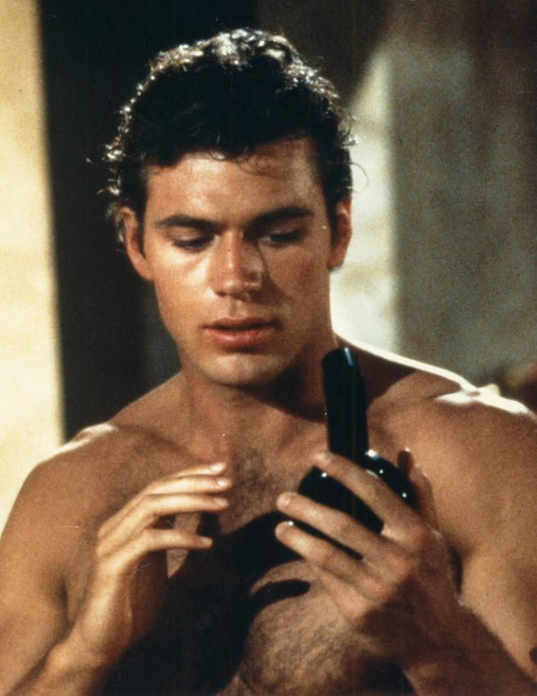 A site dedicated to presenting to the world the personal side of Jon-Erik Hexum.