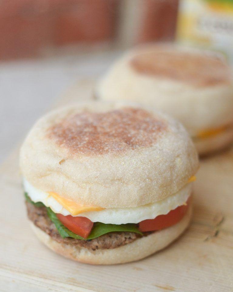 Jimmy dean delights breakfast sandwich fruit salad