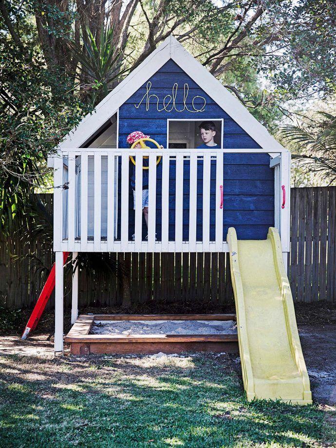 Spielhaus selber bauen » Anleitung mit Bildern | OTTO