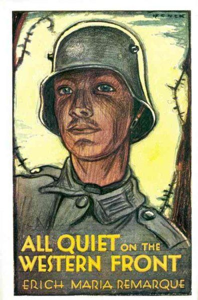 All Quiet on the Western Front http://library.sjeccd.edu/record=b1018350~S3