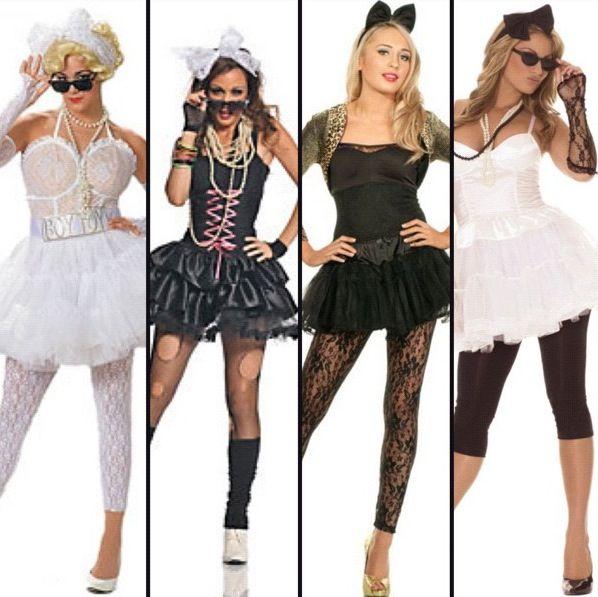 Madonna kelly costume ideas also best images fantasias carnaval moda anos rh br pinterest