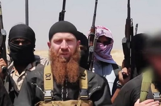 Reported as injured—or perhaps killed—in a recent US strike, al-Shishani is an important leader in Daesh. (AFP/File)