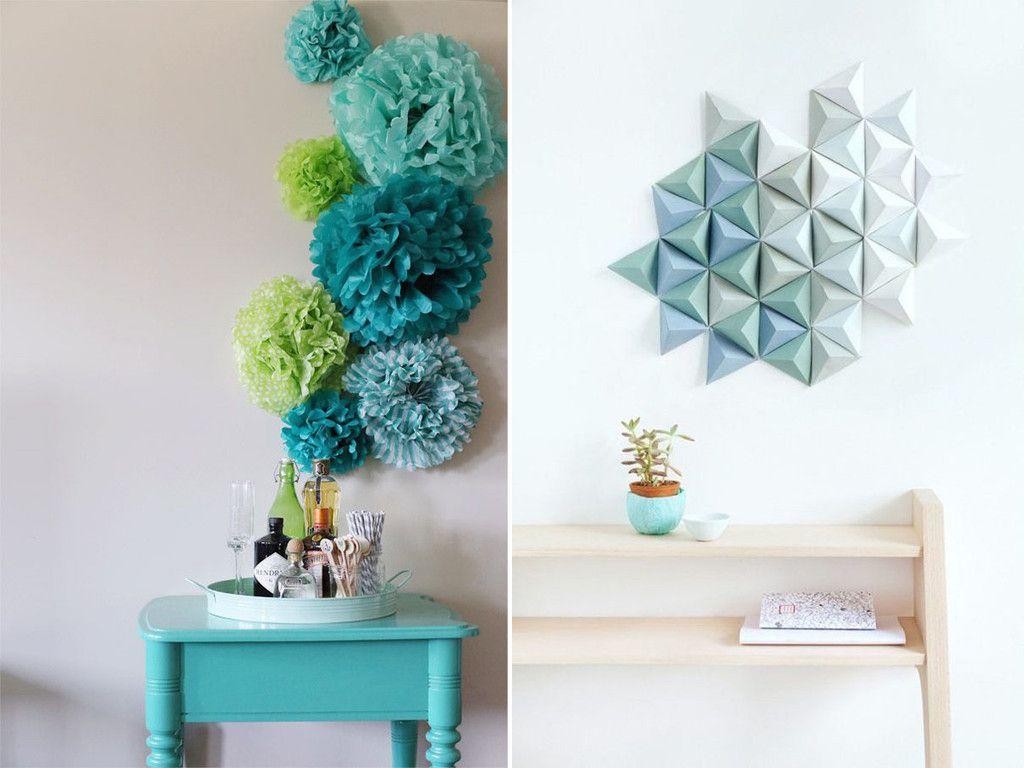 Diy manualidades el arte del origami arte del origami - Manualidades decorar casa ...