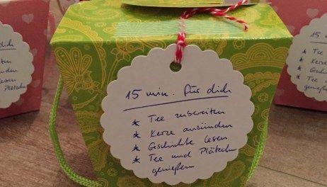 Weihnachtsgeschenke Erzieherinnen