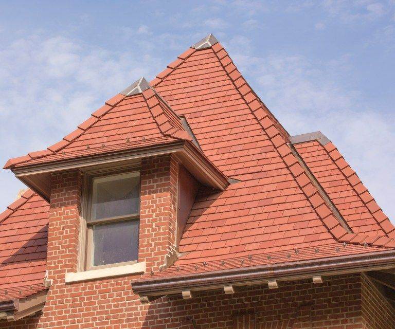 Concrete Vs Clay Roof Tile Cost Pros Cons Of Tile Roofs 2019 Clay Roof Tiles Clay Roofs Roof Tiles