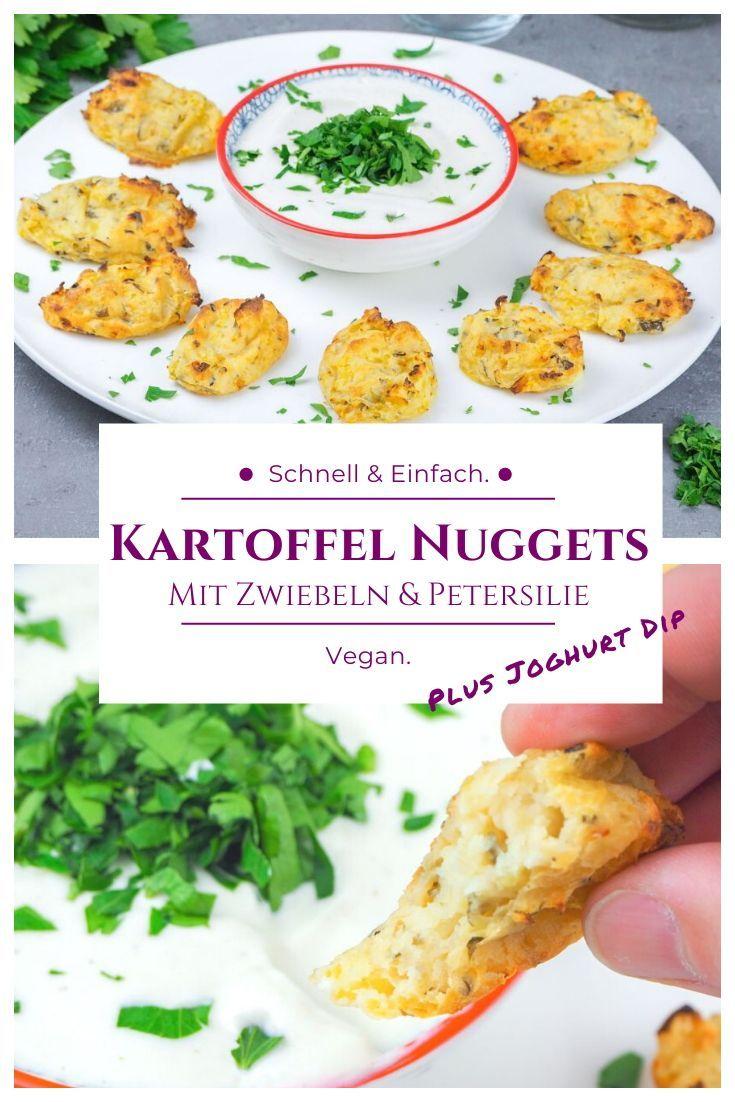 Kartoffel Nuggets zum selber machen