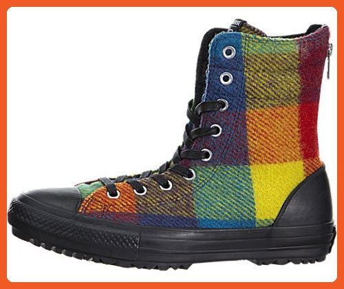 bf3bacc08be0 Converse Women s Chuck Taylor All Star Woolrich Hi-Rise Boot (6 ...