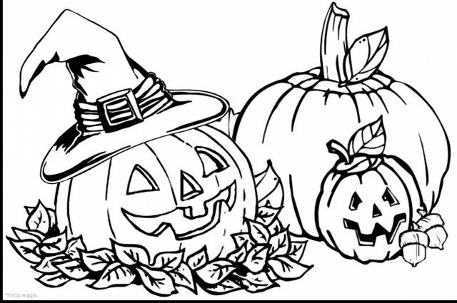 27 Best Photo Of Pumpkin Patch Coloring Pages Adult Coloring