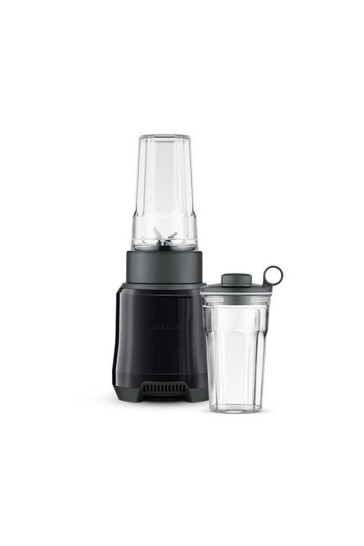 Breville Bpb600ba The Boss To Go Personal Blender Black Blender Kuvings Nutritious Protein Shakes