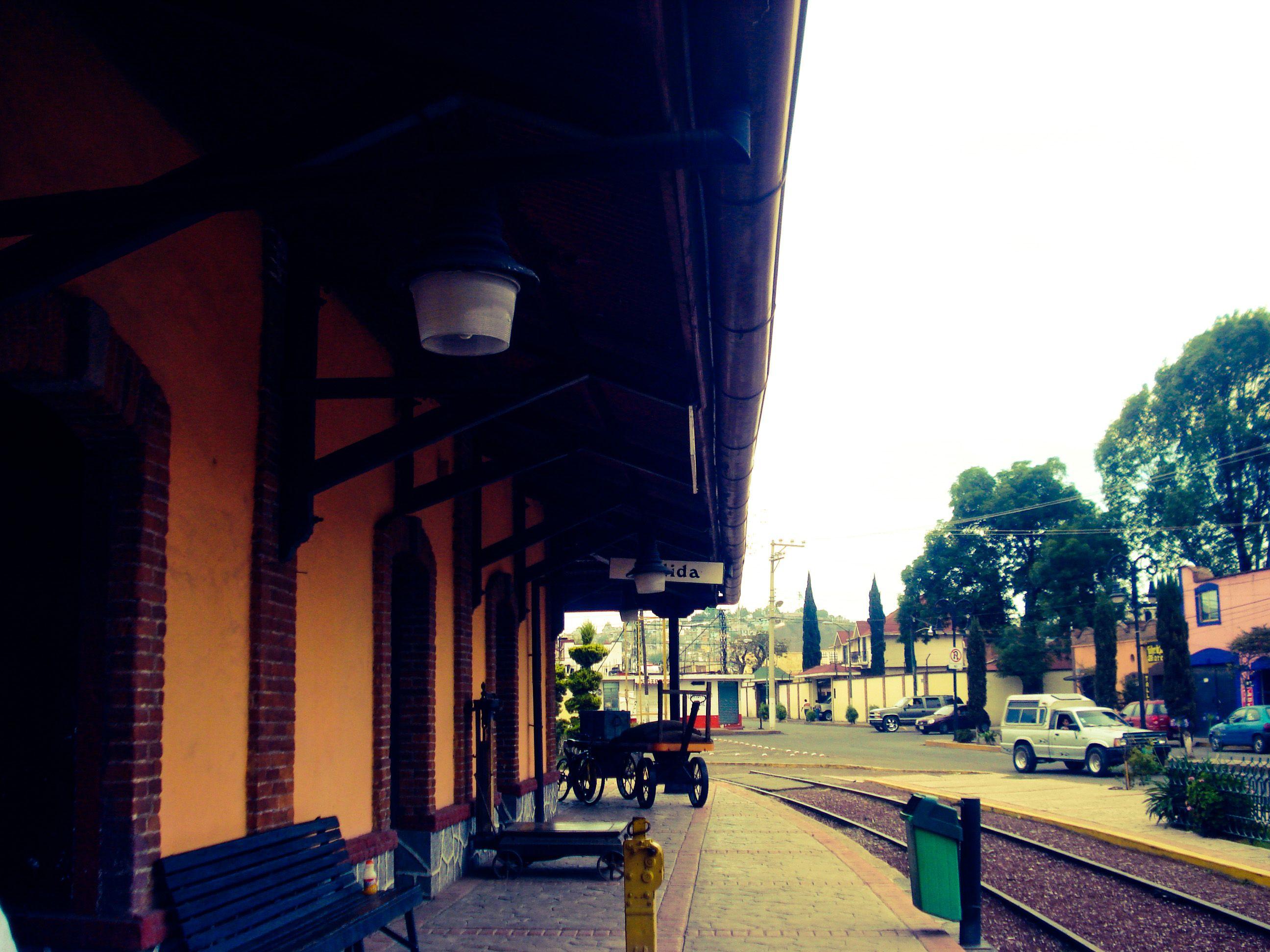Estaci N De Tren Tulancingo Hgo Rincones De M Xico Pinterest  # Muebles Tulancingo
