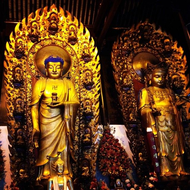 Long Hua Temple in 上海市, 上海市