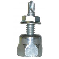 Sammys Vertical Mount Anchor Into Steel Steel Anchor Hardware