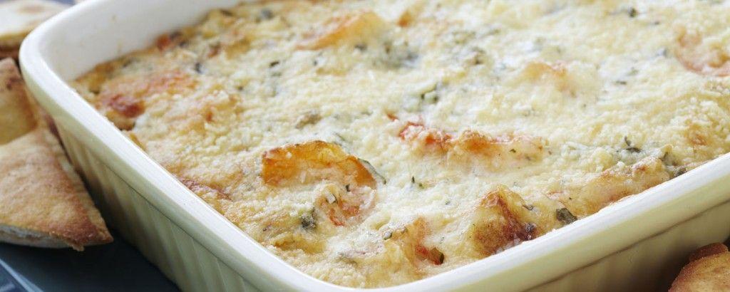 Hot Shrimp Dip Recipe | Hidden Valley® Ranch | Recipe ...