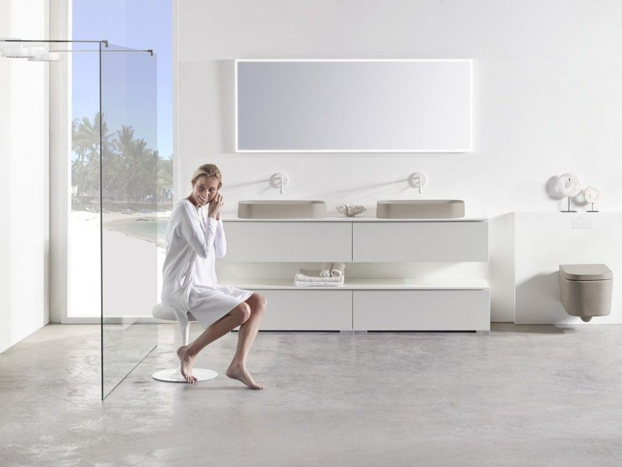 Detremmerie - kwaliteits badkamermeubelen geproduceerd in België - moderne esszimmer ideen designhausern