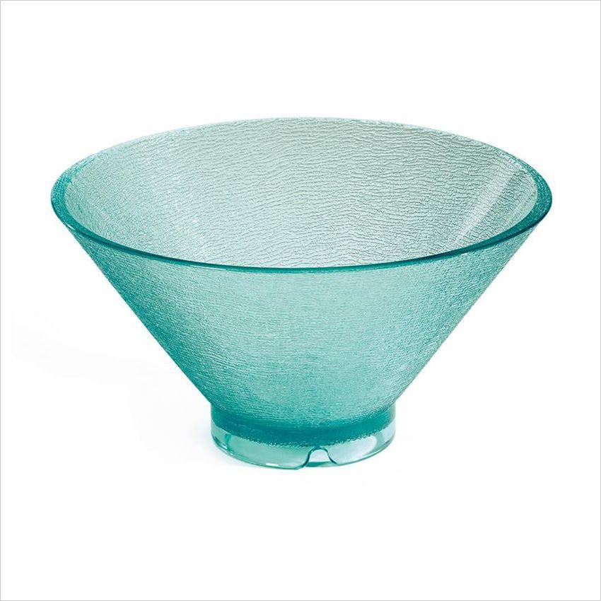 Cache 4 qt 11.5 x 6 Bowl Jade Polycarbonate/Case of 3