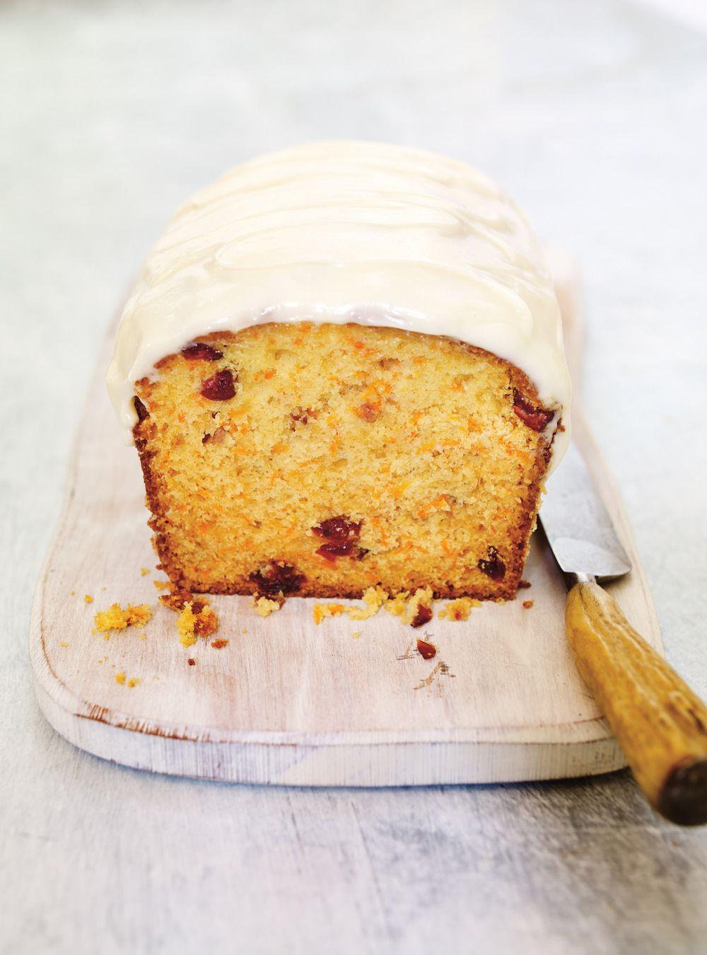 Recette de Ricardo de Gâteau «cake» aux carottes