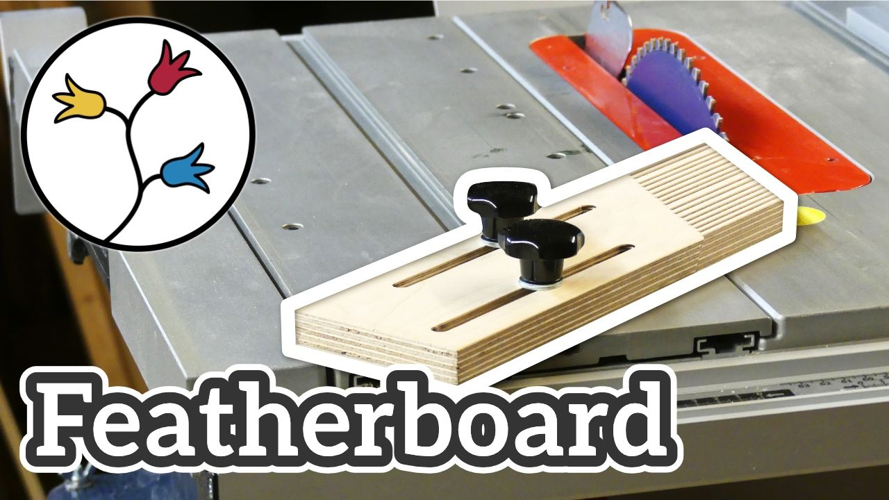Make A Featherboard For The Bosch Gts 10 Xc Table Saw Cheap And Simple Table Saw 10 Things Bosch