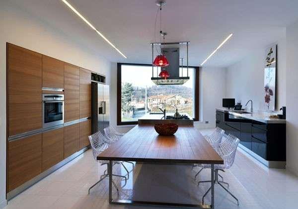 Le cucine di design più belle del mondo - Modello Convivium di ...