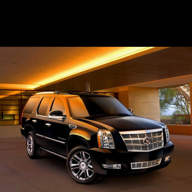 Buick Hybrid Suv: 2013 Cadillac Escalade