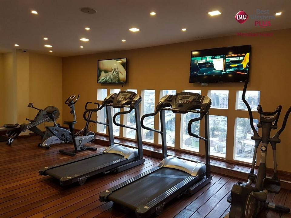 Pin By Best Western Plus Meridian Hot On Lifestyle Gym Hotel Gym How To Stay Healthy Gym