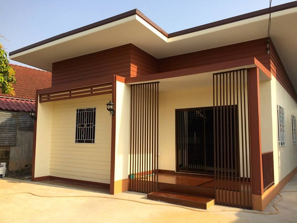 6 Small And Affordable House Designs You Can Copy For Your Family Simple House Affordable House Design Simple House Design