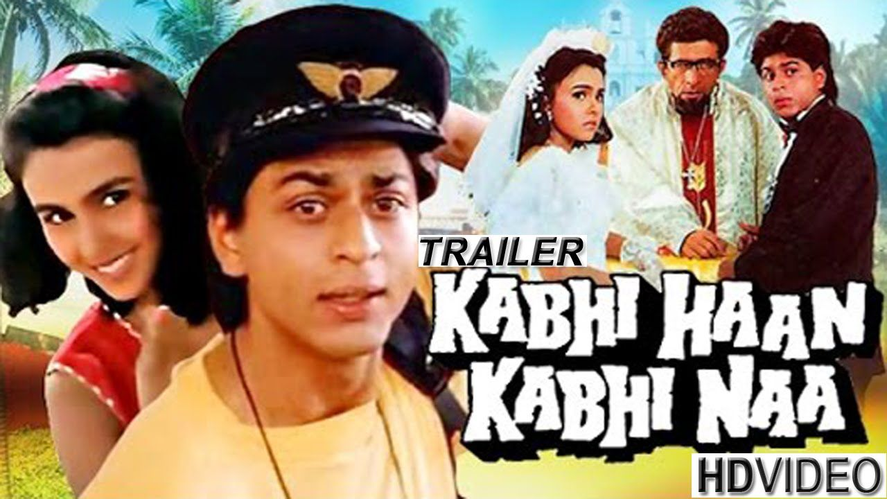 Celebrating 22 years of Kabhi Haan Kabhi Naa  Relive the