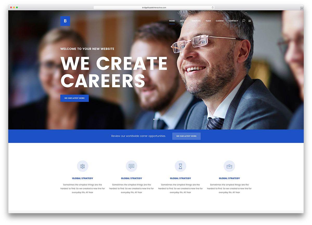 betheme-insurance-website-template-for-wordpress   Wordpress ...