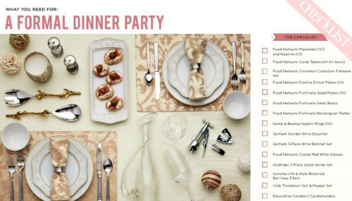 Time To Get Fancy Make Sure Your Wedding Registry Has Everything