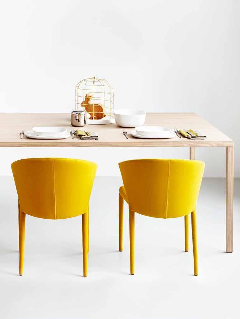 Sedia Amelie Calligaris Arredamento Misure Cucina Tavolino Da Caffe