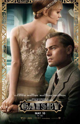 The Great Gatsby - 11 x 17 Movie Poster - Style K
